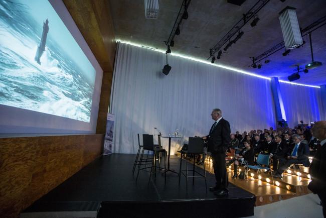 Rotterdam, 03 september 2015 Opening Wereldhavendagen, Symposium, Boekoverhandiging
