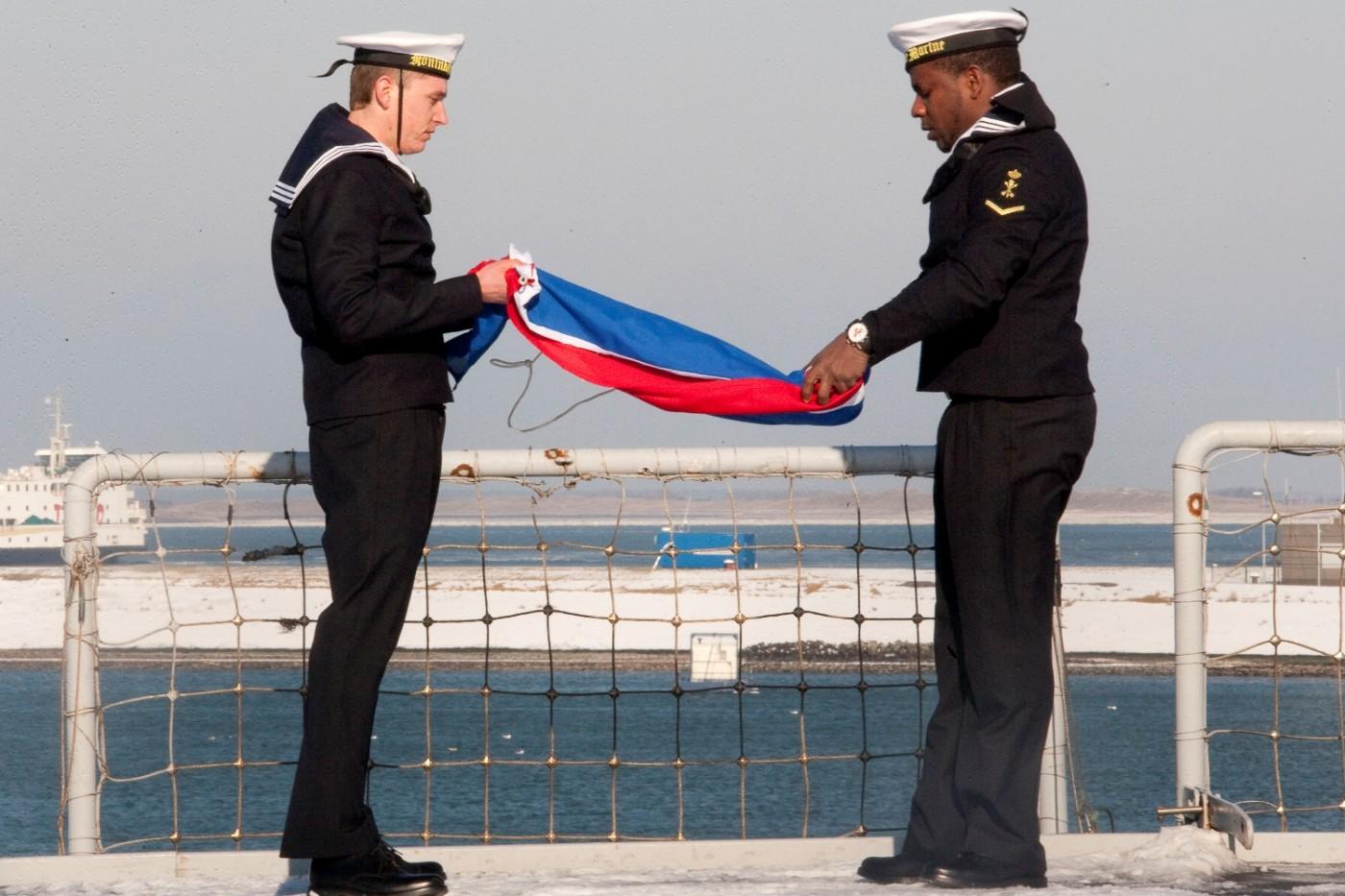Ouderdomsrecord Nederlandse marinevloot bijna bereikt