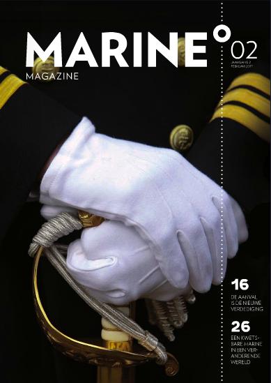 Eerste Marine Magazine van 2017