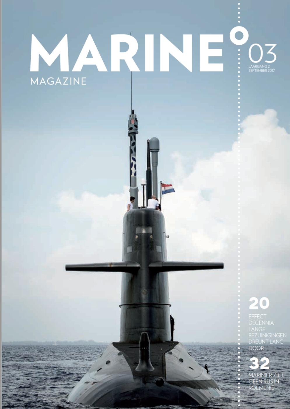 Tweede Marine Magazine van 2017